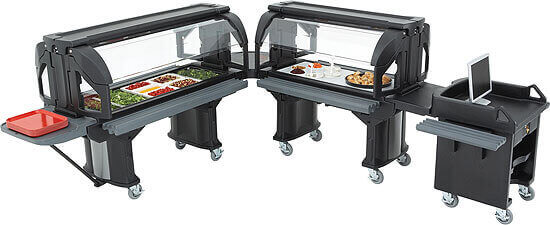 Complete Versa Food Bar System