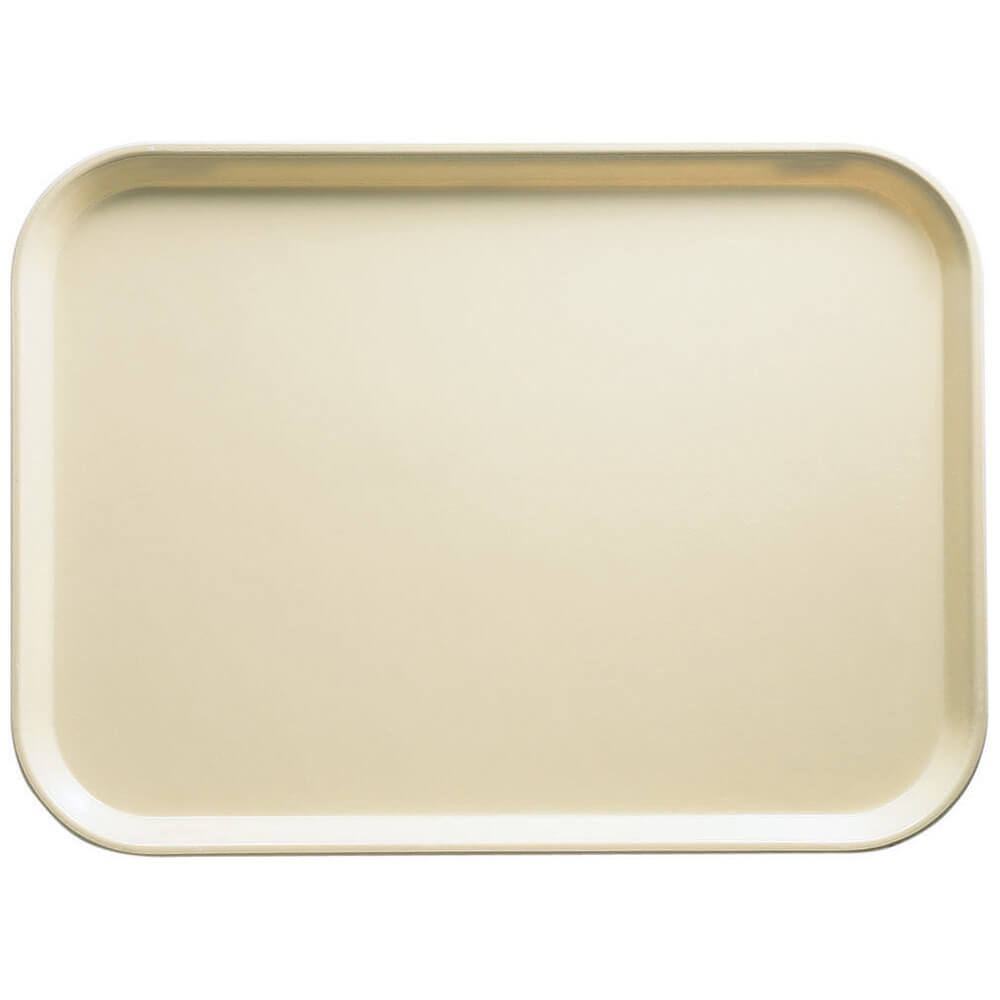 "Cameo Yellow, 12-1/2"" x 16-1/2"" (31.9x41.9 cm) Trays, 12/PK"